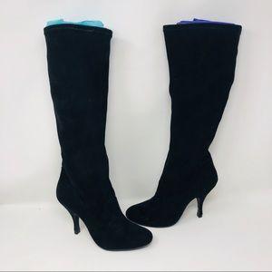BCBGIRLS Knee High Suede Boots